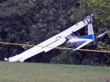 Small plane crashes in Granville County