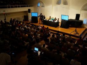 Ferguson discussion at Duke