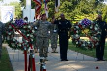 Photos from around the nation in remembrance of 9/11.
