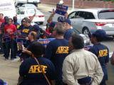 AFGE Protest