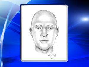 Raleigh police peeping Tom composite sketch