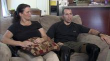 Wounded warrior LTC Rob Pickel and wife Carolyn Pickel