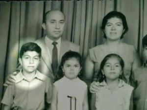 Dr. Marco Aleman was born in Lima, Peru.