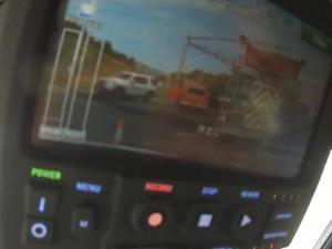 DCSO in-vehicle camera