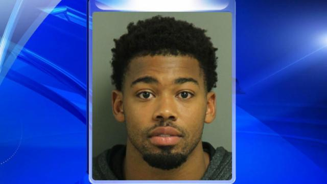 NC State basketball player Trevor Lacey was arrested Friday after failing to appear for a February speeding ticket.