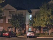 Durham police were investigating the death of a child early Friday at an apartment in the 700 block of Falls Pointe Drive.