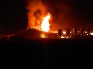 4,200 hogs killed in fire at Moore County farm