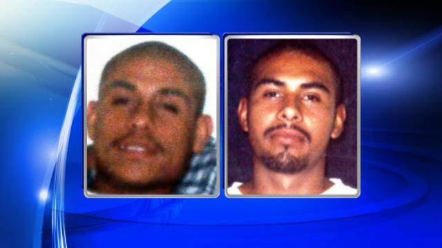 <b>Edgar Arellano Sanchez</b>, left, and Marcos Arellano Sanchez - durham-640x360