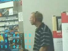 Surveillance footage part 2: Cary burglary suspect