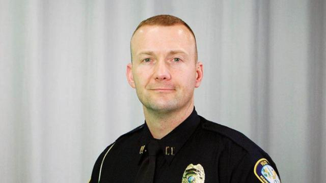 Knightdale Police Chief Lawrence Capps