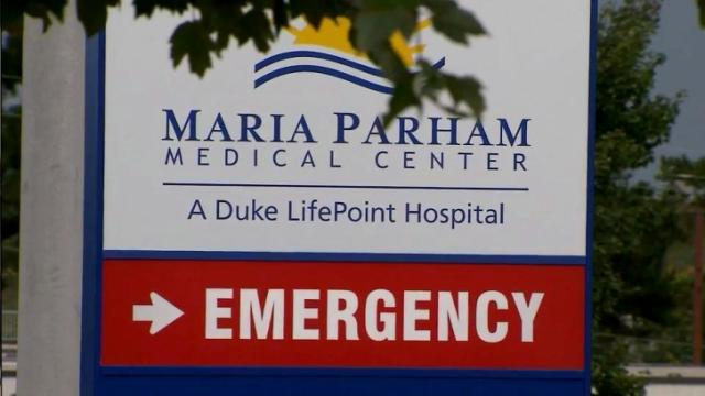 Maria Parham Medical Center