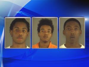 Wilson teen suspects