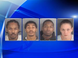 Fayetteville homicide suspects