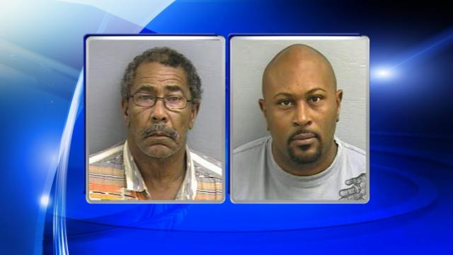 A Sanford father and his son were arrested and charged with running a cocaine distribution ring, investigators from the Lee County Sheriff's Office and the State Bureau of Investigation said Thursday.