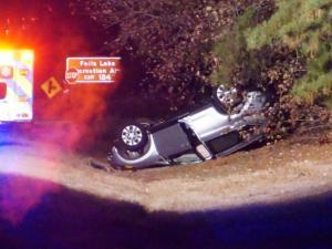 Wake Forest crash