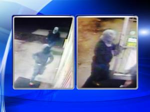 Fayetteville gas station robbery