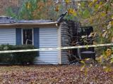 Man killed in Angier house fire