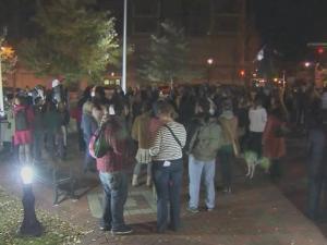 Durham Ferguson protest