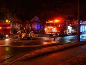 Raleigh house fire