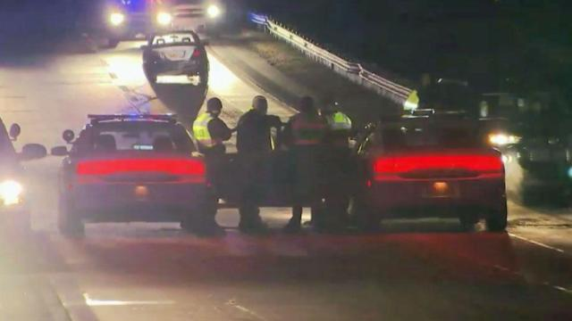 A crash on the Durham Freeway near Mangum Street around 9 p.m. Nov. 6 killed one passenger and left another in critical condition.