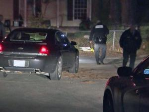 Two people were injured late Thursday in a shooting on Deep Wood Circle near Garner, the Wake County Sheriff's Office said.