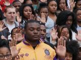 NC State Eric Garner protest