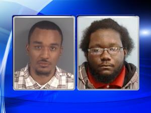 Two charged in Cumberland County robberies, sex acts