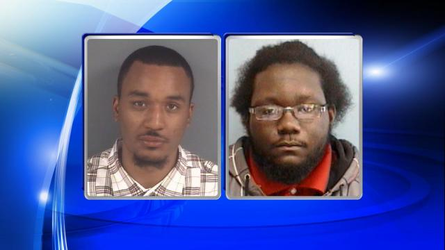 Cedric Maurice King, 27, of 685 Barton's Landing, and Clifton Lamar Hayes, of 1148 Nan St., allegedly drove their victims to a wooded area in the county and forced them to perform sexual acts.