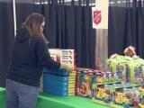 Salvation Army gift drive