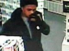 Raleigh police are searching for a man who shot a CVS employee in the leg during an attempted robbery late Tuesday.