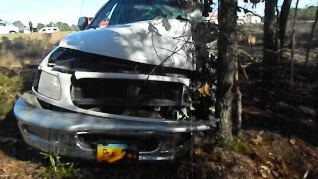 A single-vehicle accident Wednesday killed a West End man just outside of Pinehurst.