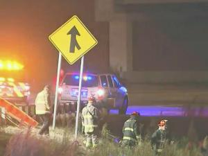 A 20-year-old man from Maryland was killed Friday night in a crash on the N.C. Highway 55 Bypass in Apex, according to the North Carolina State Highway Patrol.