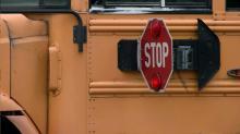 School bus assault