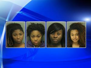 Fourth charged in Raleigh bus stop robbery