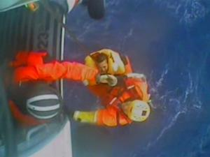 Coast Guard rescues 5 off NC coast