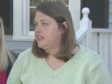 Web-only: Suspect's wife speaks out