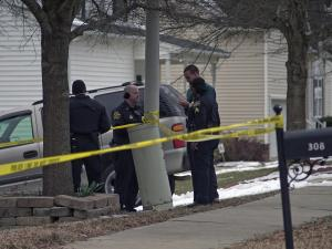 Garner police were conducting a death investigation Saturday after two people were found dead inside a home at 308 Hay River St., authorities said.