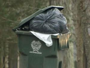 Raleigh garbage collection