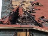 Fire damages historic Fayetteville church