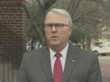 Web only: NC State's Woodson discusses Pi Kappa Phi suspension