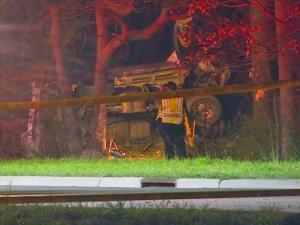 Passenger killed in single-vehicle Fayetteville wreck