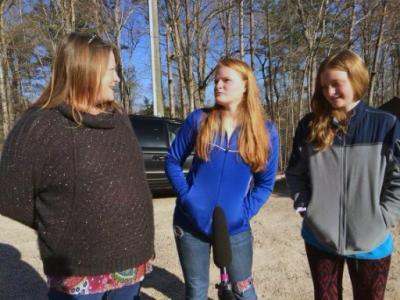 Missing Durham County girls return home safely