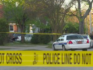 A person is dead after gunfire erupted at a house party early Sunday in Fayetteville, police said.