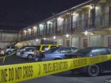 Woman shot early Saturday at Fayetteville hotel