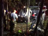 Moore County crash