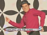 Bryan Mims 'Dancing Like the Stars'