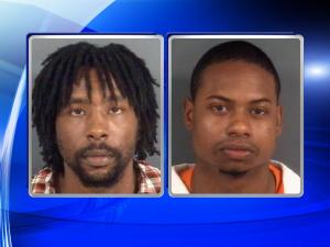 Fayetteville rape, kidnapping suspects