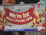 Cary's band to march in 2016 Macy's Day Parade