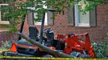 Man killed by falling tree in Raleigh