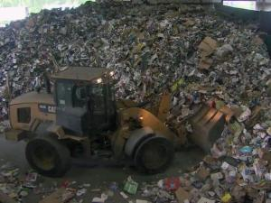 While the quantity of what Raleigh residents recycle has climbed steadily since the city expanded its curbside service in 2010, it's the quantity of old stuff that officials say will keep the program sustainable long term.